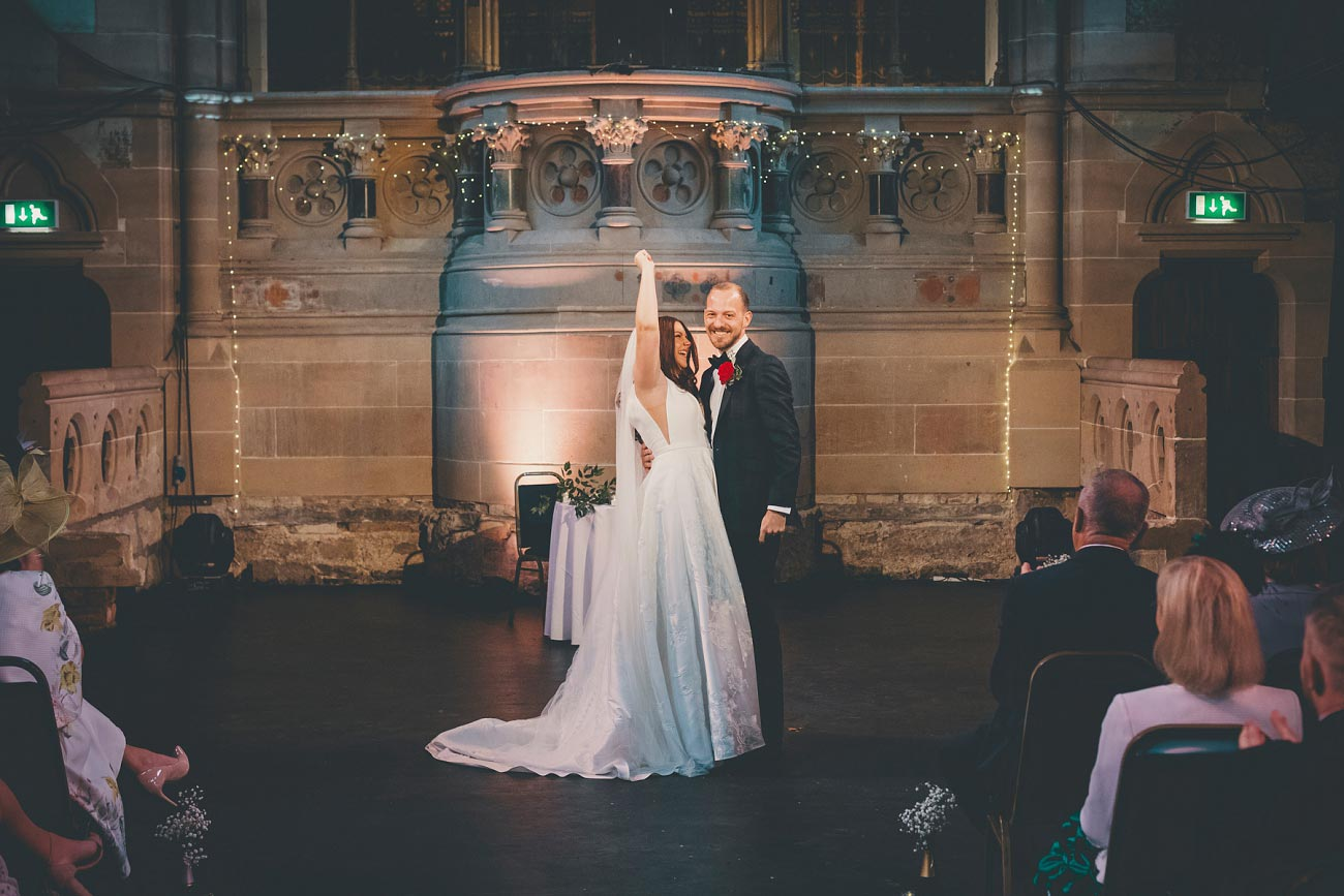 Cottiers Wedding, West End Glasgow. Glasgow Wedding Photography