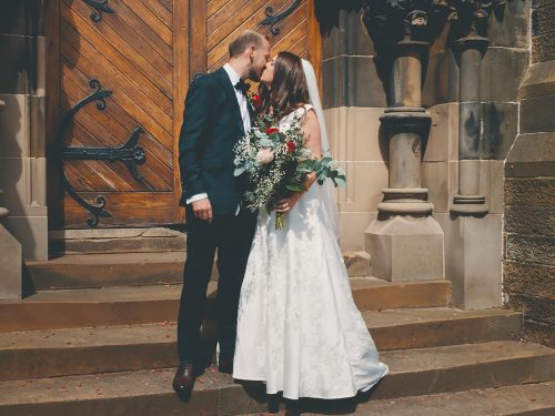 Cottiers Bar and Theatre // Glasgow Wedding Photography