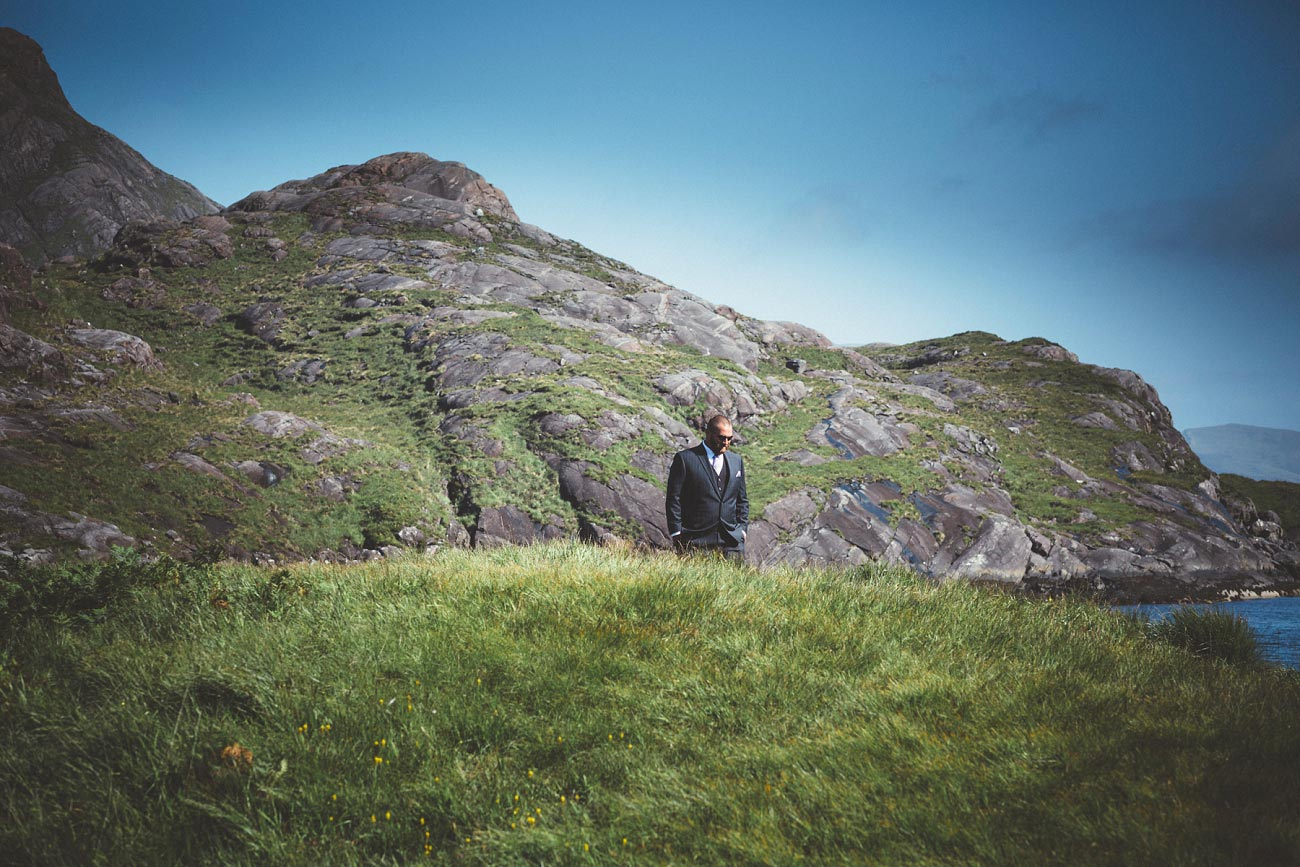 Isle of Skye wedding photography small elopement humanist wedding Loch Coruisk 0030