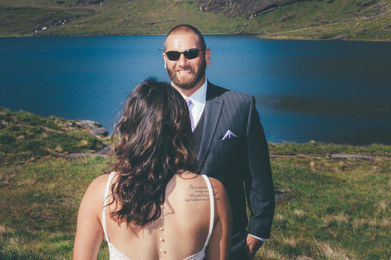 Isle of Skye wedding photography small elopement humanist wedding Loch Coruisk 0033