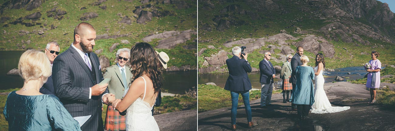 Isle of Skye wedding photography small elopement humanist wedding Loch Coruisk 0038