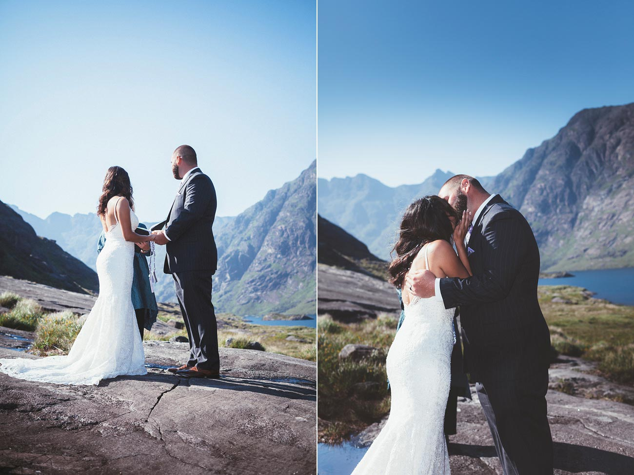 Isle of Skye wedding photography small elopement humanist wedding Loch Coruisk 0042