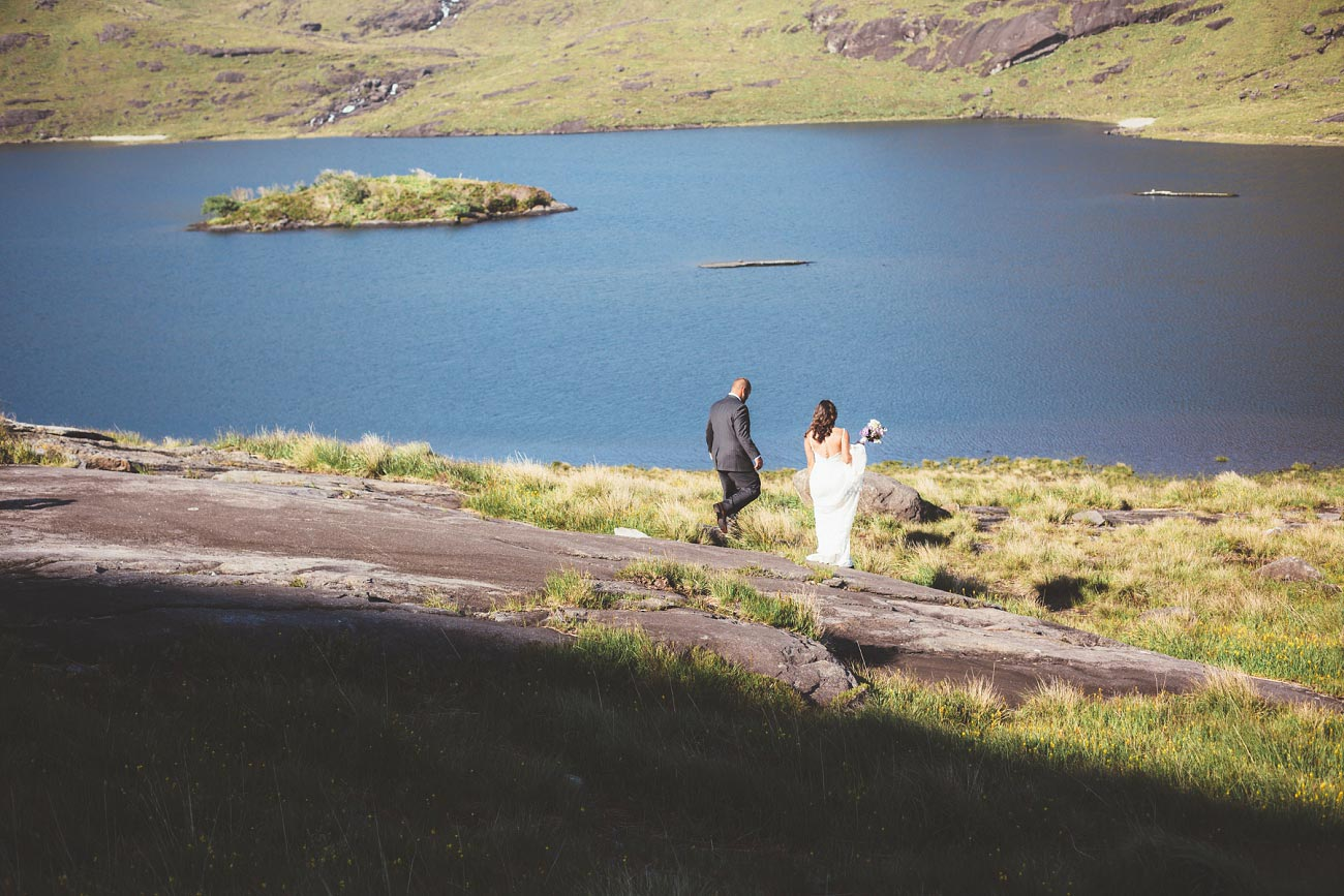 Isle of Skye wedding photography small elopement humanist wedding Loch Coruisk 0050