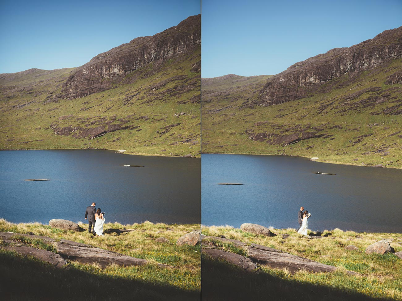 Isle of Skye wedding photography small elopement humanist wedding Loch Coruisk 0051