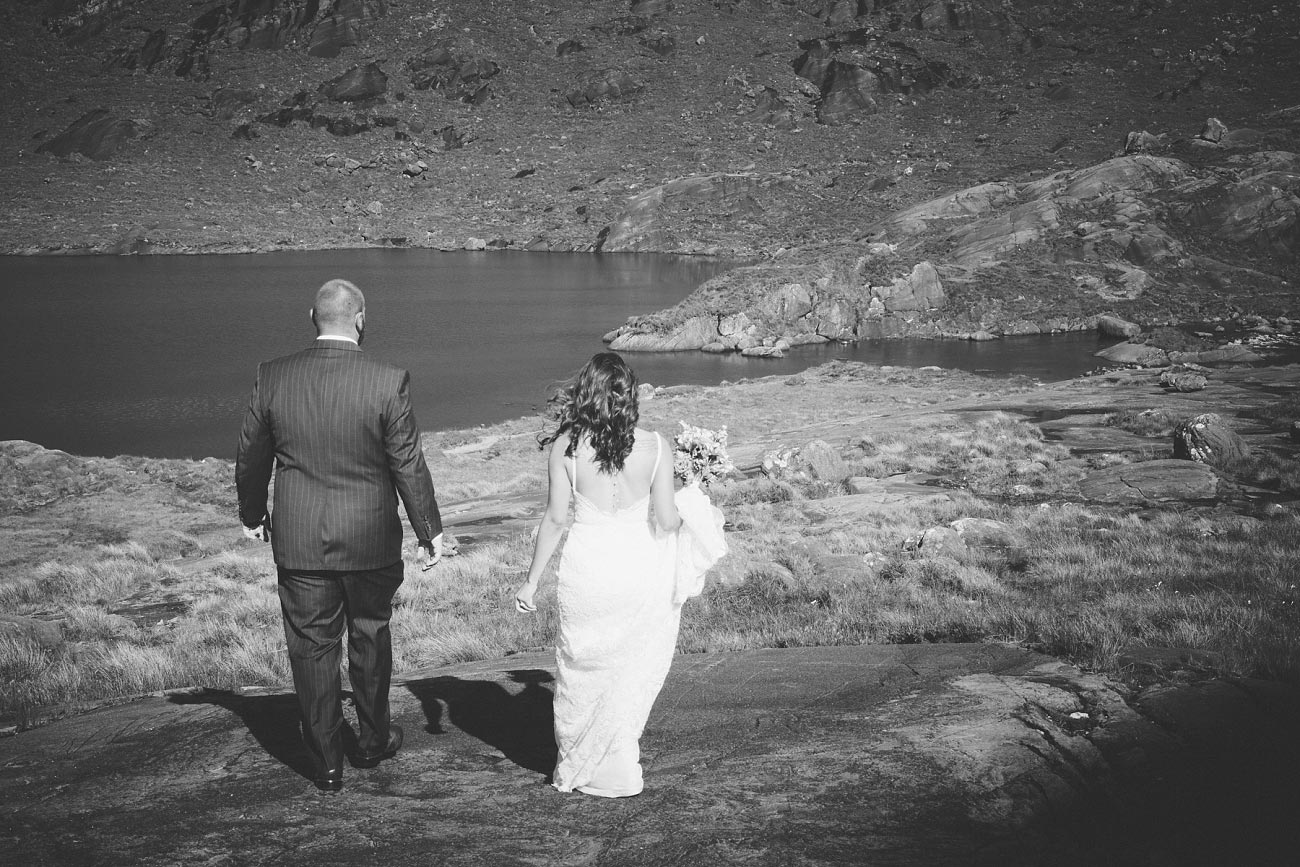 Isle of Skye wedding photography small elopement humanist wedding Loch Coruisk 0052