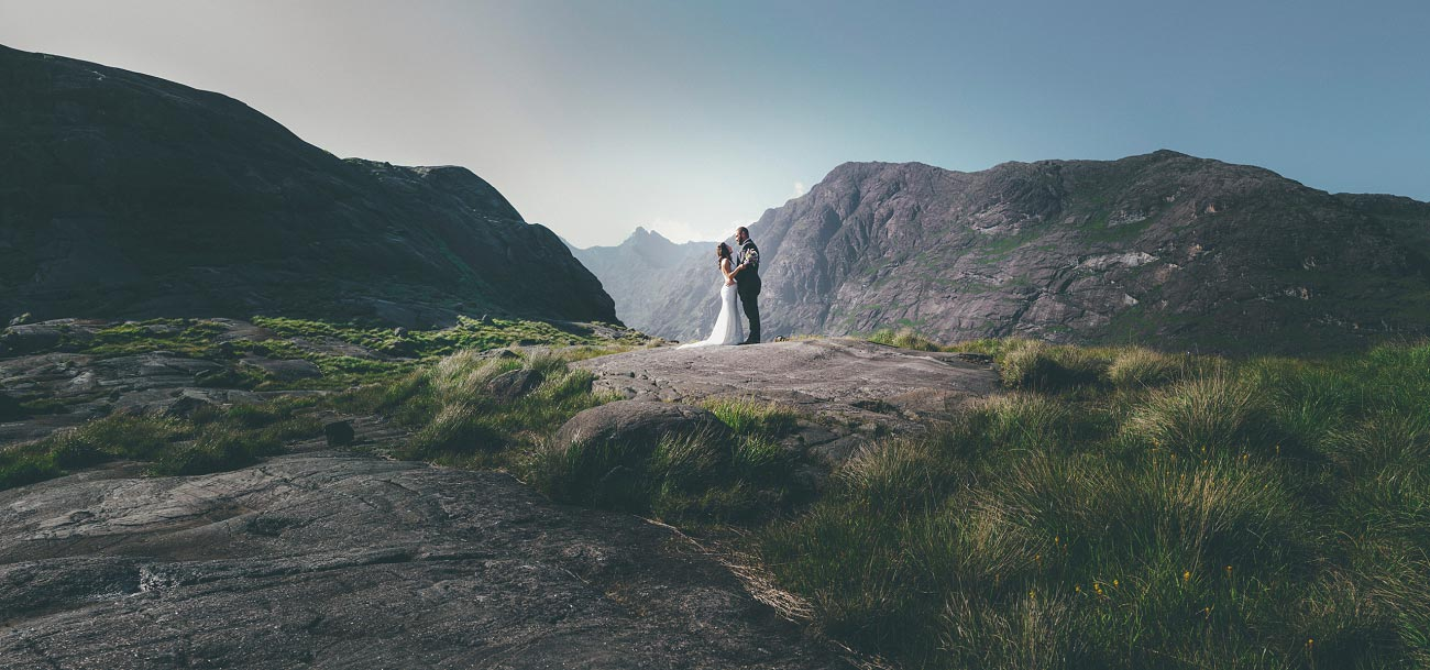 Isle of Skye wedding photography small elopement humanist wedding Loch Coruisk 0053
