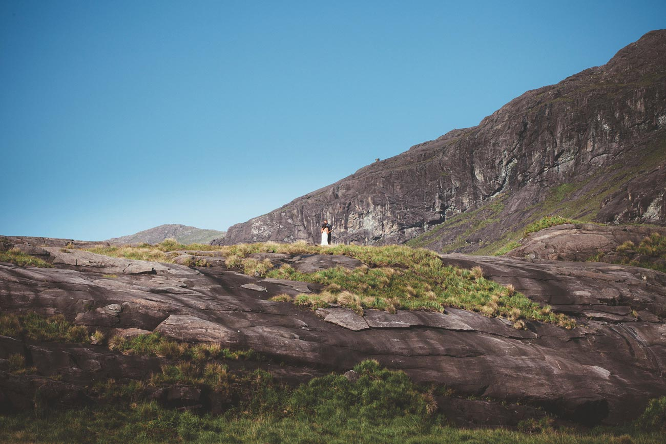 Isle of Skye wedding photography small elopement humanist wedding Loch Coruisk 0055