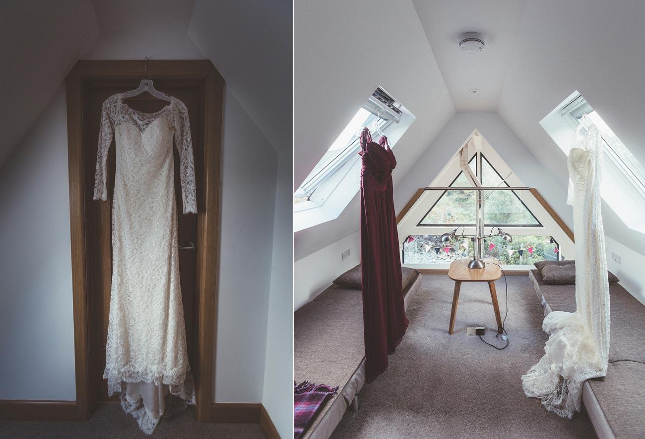 Scottish highlands wedding photography isle of skye Sligachan Hotel 0003