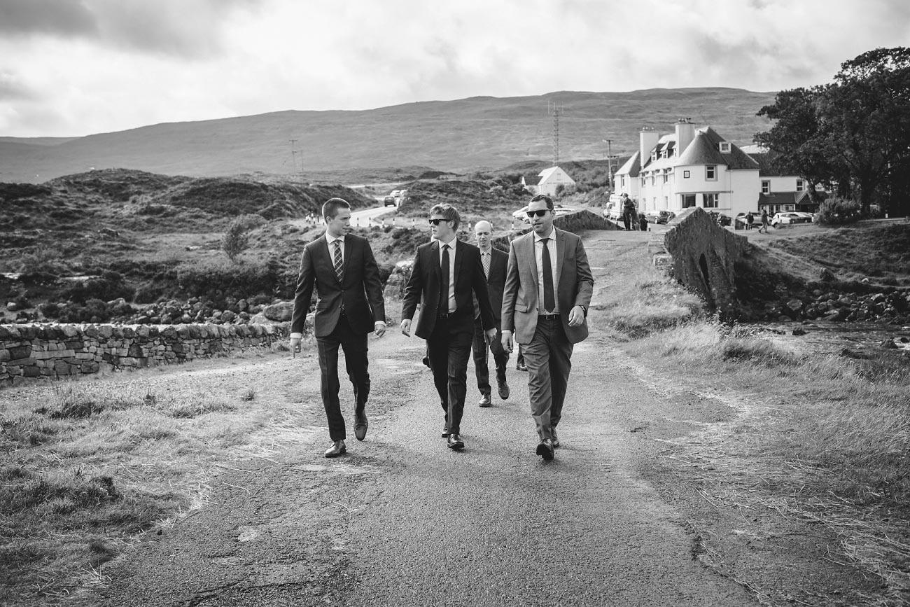 Scottish highlands wedding photography isle of skye Sligachan Hotel 0024
