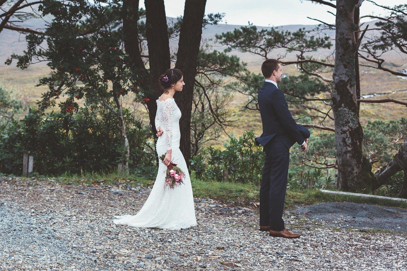 Scottish highlands wedding photography isle of skye Sligachan Hotel 0033