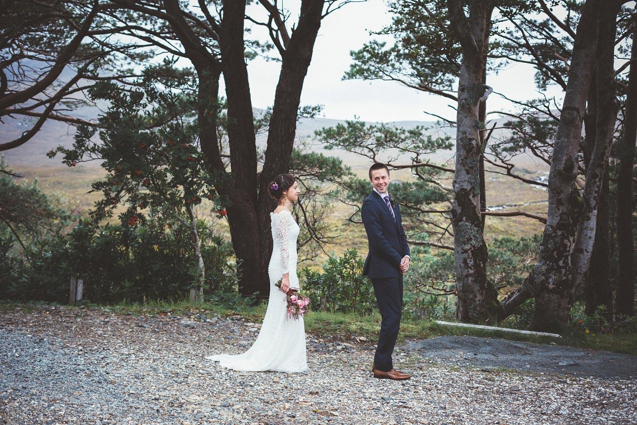 Scottish highlands wedding photography isle of skye Sligachan Hotel 0034