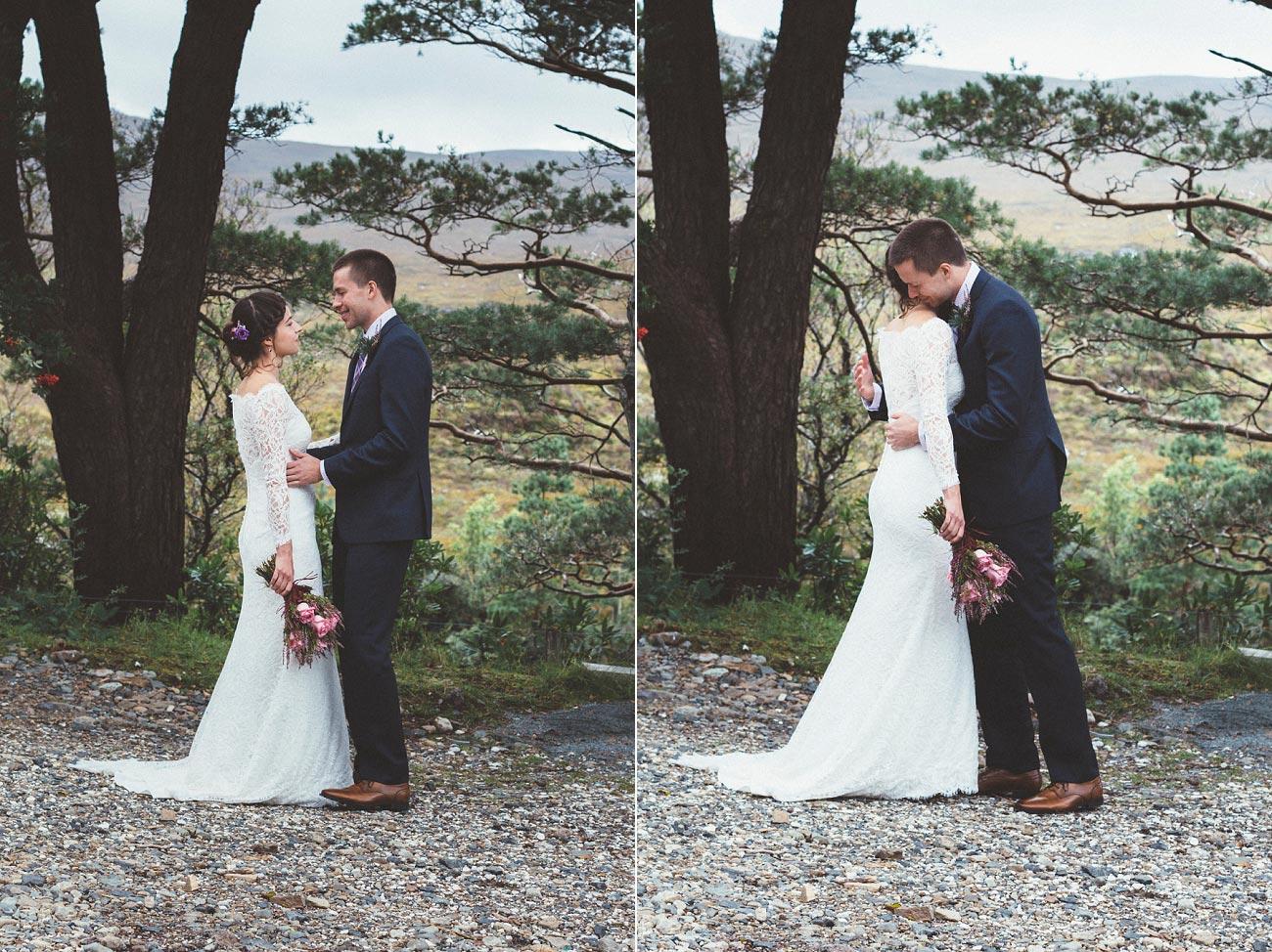 Scottish highlands wedding photography isle of skye Sligachan Hotel 0037
