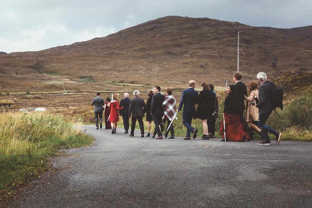 Scottish highlands wedding photography isle of skye Sligachan Hotel 0039