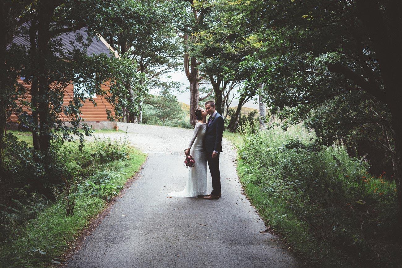 Scottish highlands wedding photography isle of skye Sligachan Hotel 0040