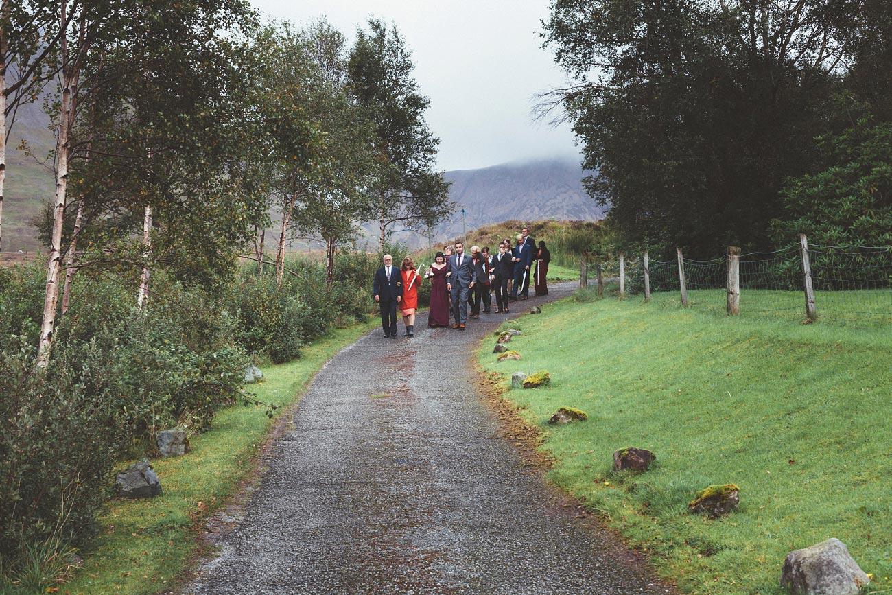 Scottish highlands wedding photography isle of skye Sligachan Hotel 0042