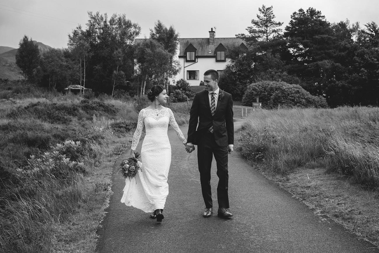 Scottish highlands wedding photography isle of skye Sligachan Hotel 0045
