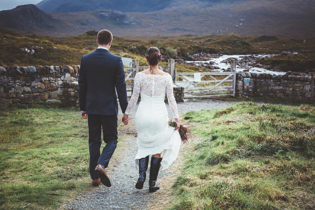 Scottish highlands wedding photography isle of skye Sligachan Hotel 0046