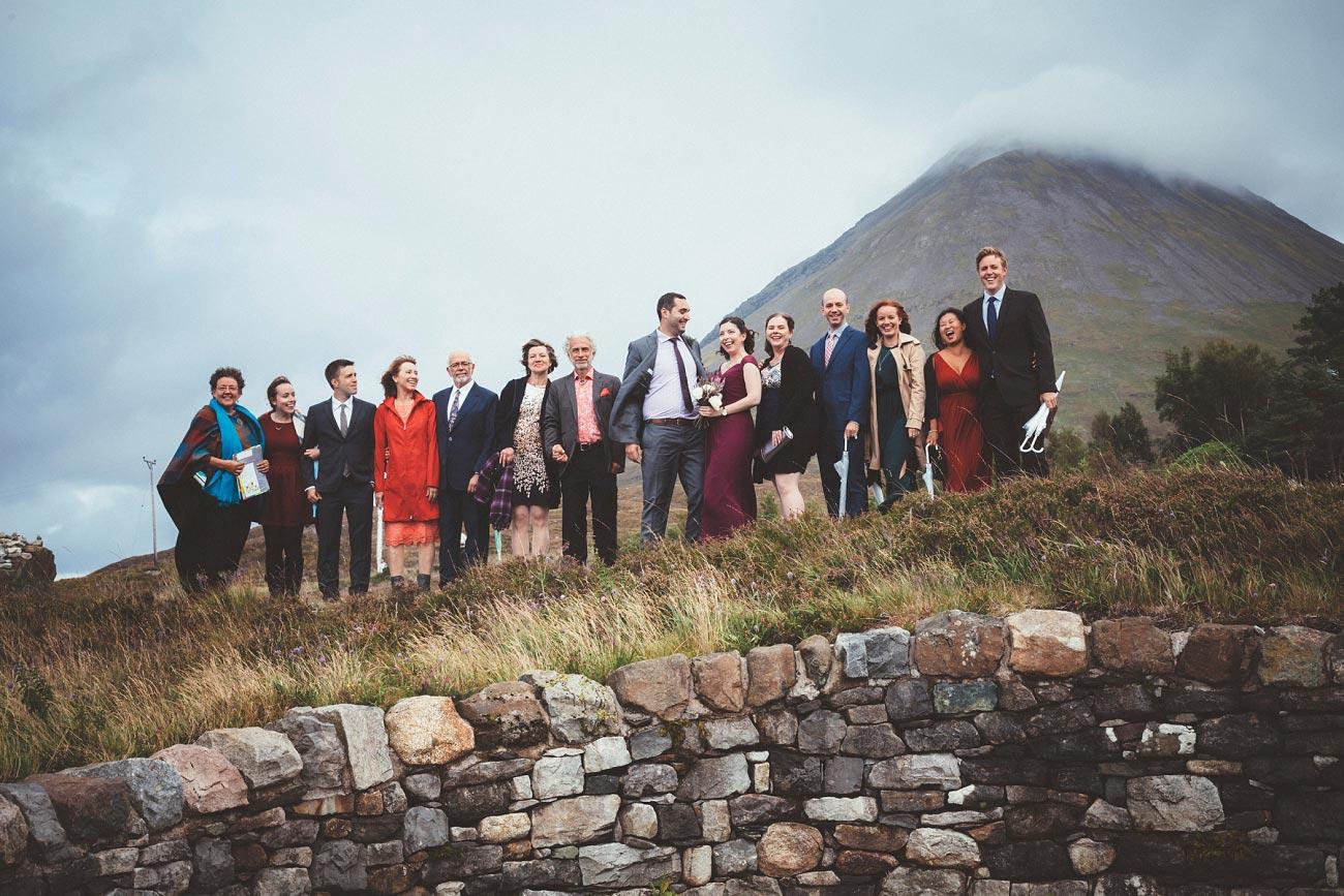 Scottish highlands wedding photography isle of skye Sligachan Hotel 0047
