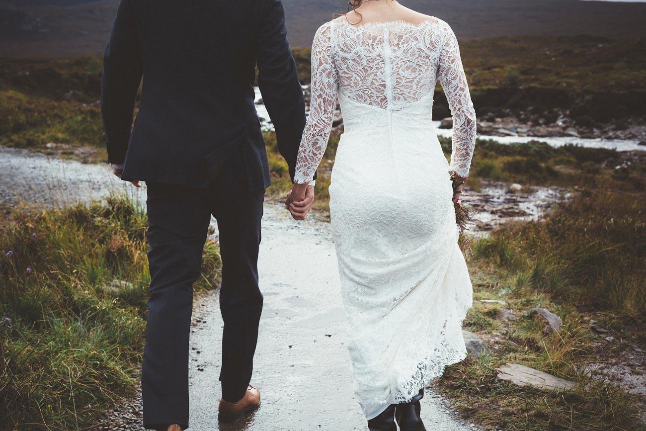 Scottish highlands wedding photography isle of skye Sligachan Hotel 0048