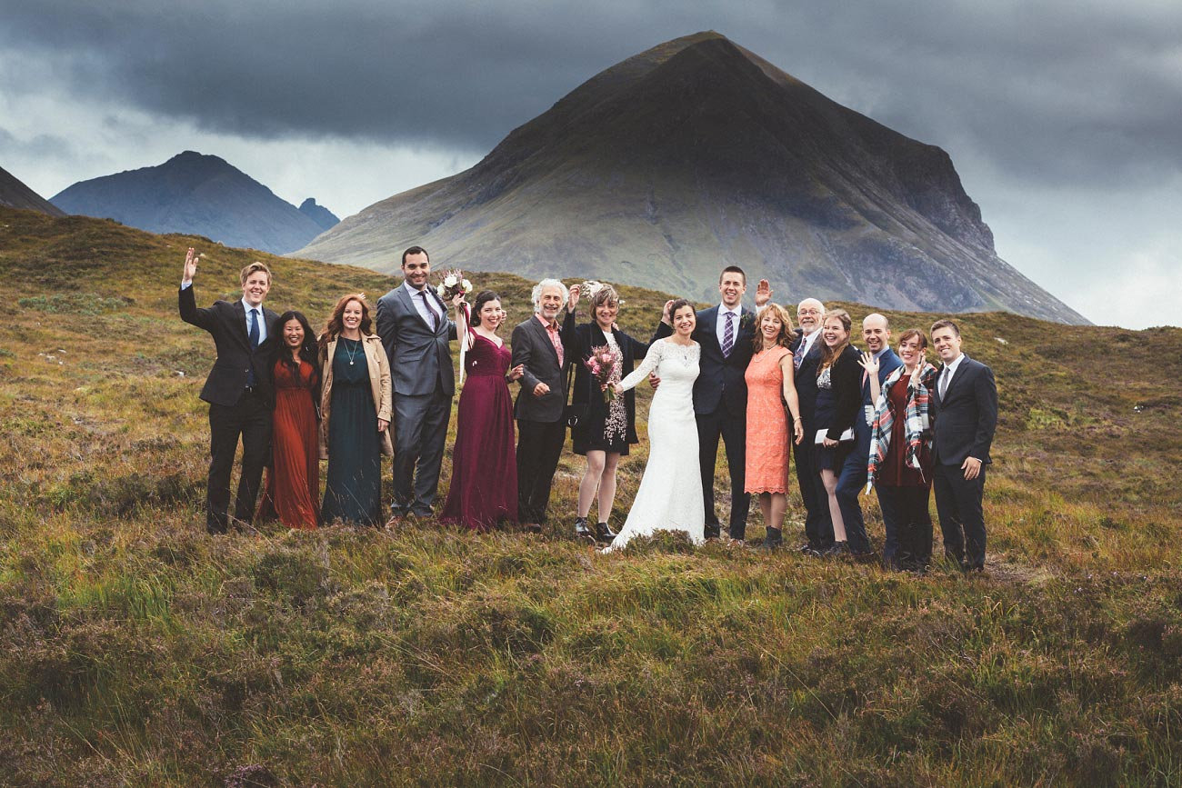 Scottish highlands wedding photography isle of skye Sligachan Hotel 0060