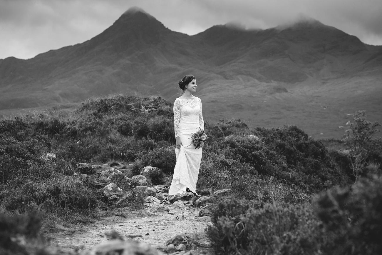 Scottish highlands wedding photography isle of skye Sligachan Hotel 0065