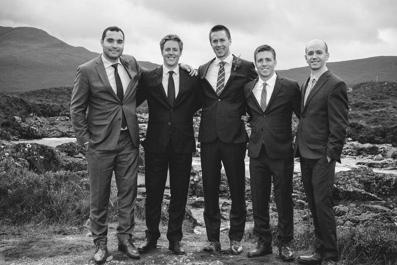 Scottish highlands wedding photography isle of skye Sligachan Hotel 0066