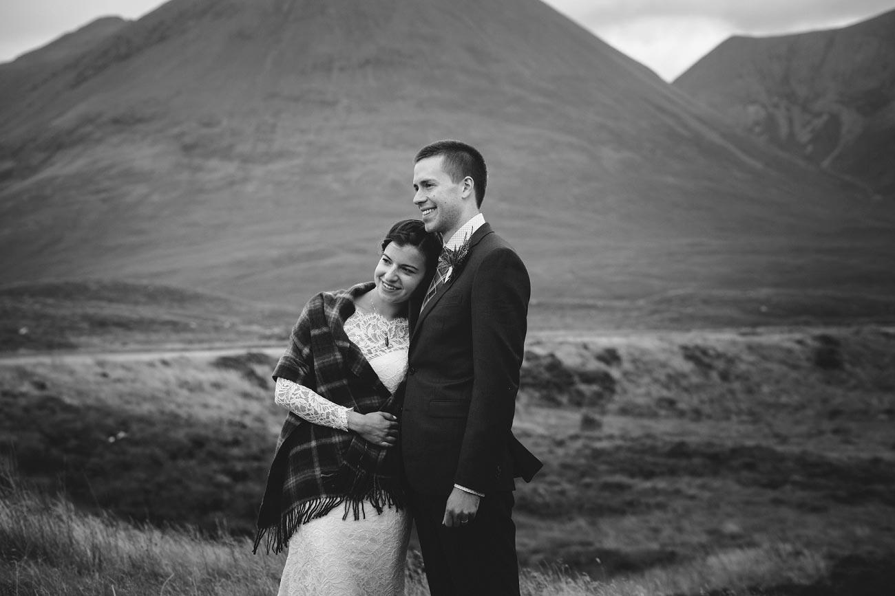 Scottish highlands wedding photography isle of skye Sligachan Hotel 0070