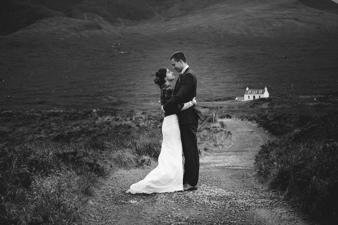 Scottish highlands wedding photography isle of skye Sligachan Hotel 0072
