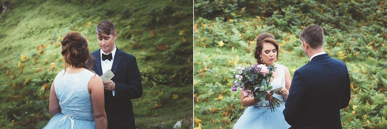 Scottish highlands wedding photography isle of skye the fairy glen quiraing 0006