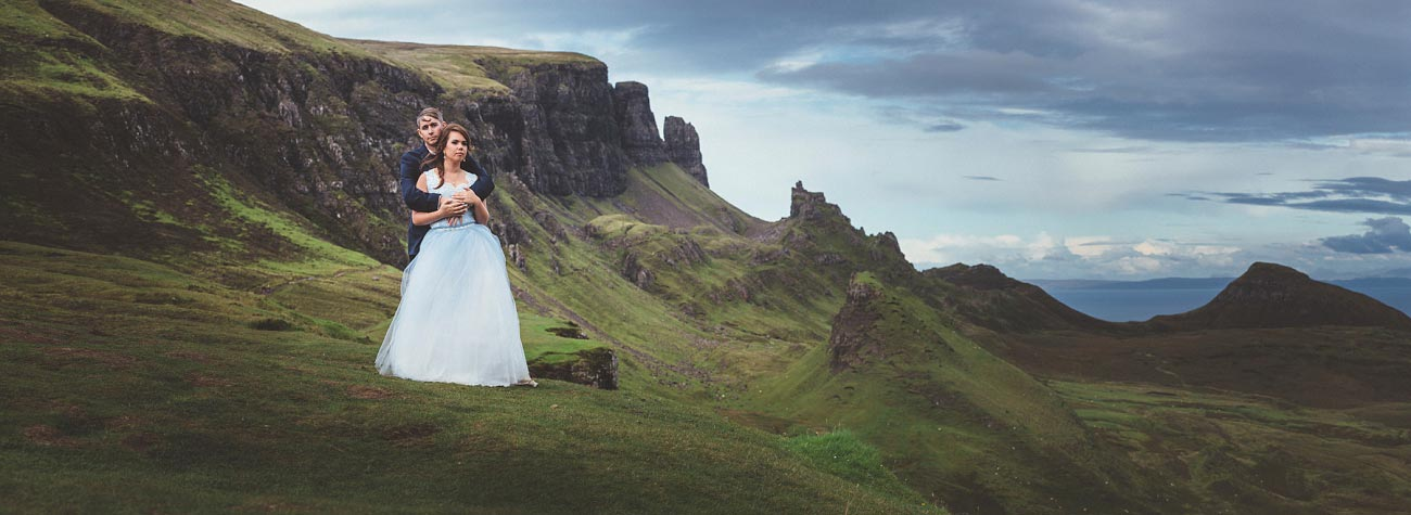 Scottish highlands wedding photography isle of skye the fairy glen quiraing 0031