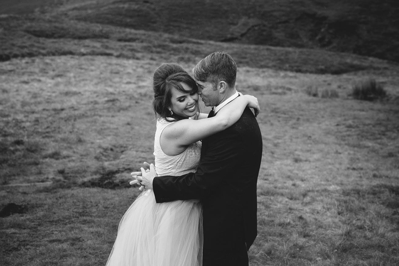 Scottish highlands wedding photography isle of skye the fairy glen quiraing 0033