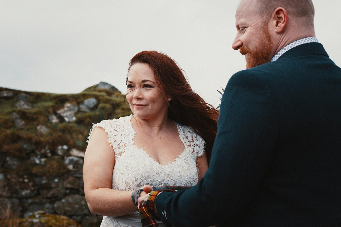 elopement wedding photographer isle of skye scottish highlands scotland 0007