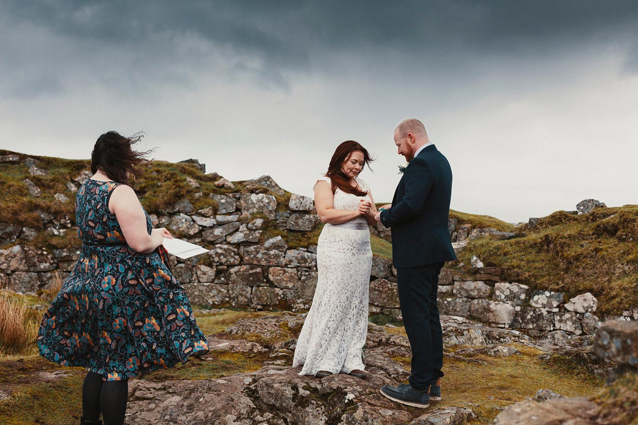 elopement wedding photographer isle of skye scottish highlands scotland 0016