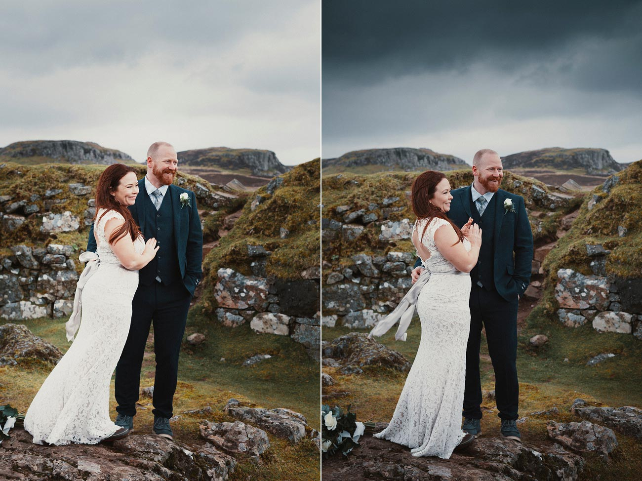 elopement wedding photographer isle of skye scottish highlands scotland 0018