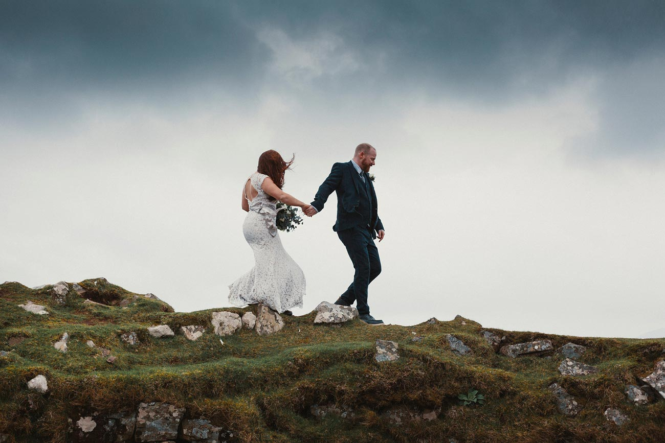 elopement wedding photographer isle of skye scottish highlands scotland 0025