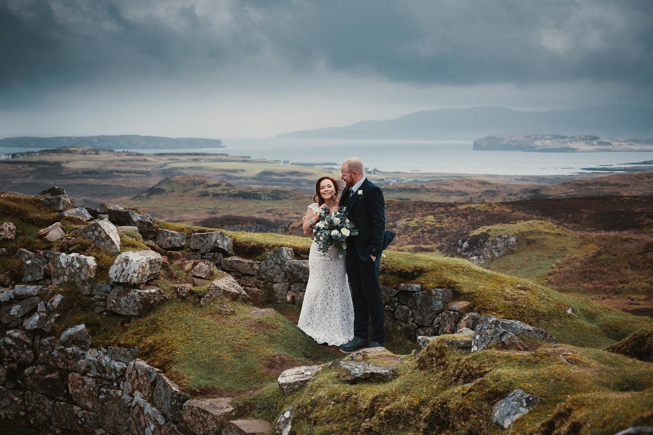 elopement wedding photographer isle of skye scottish highlands scotland 0028