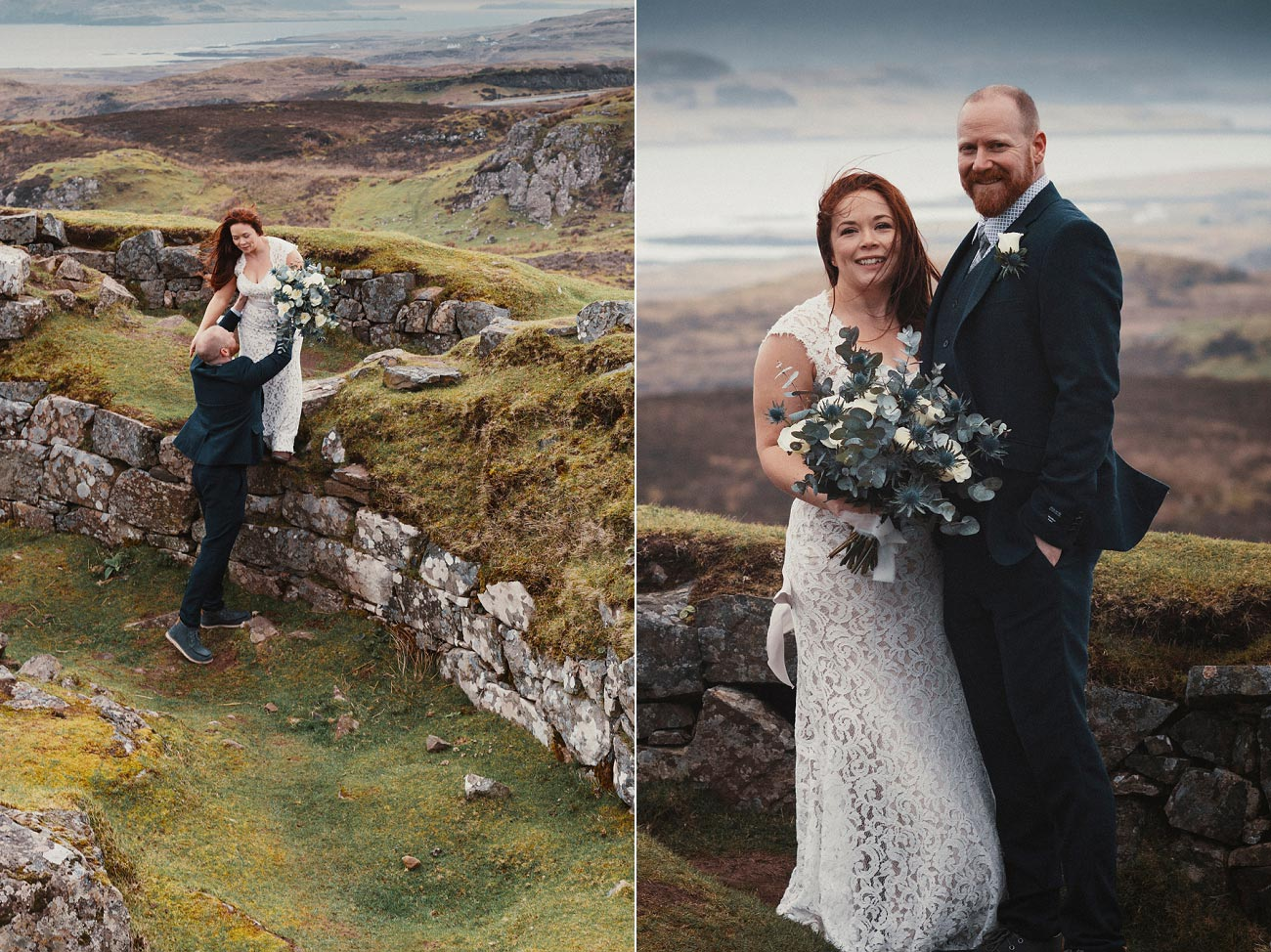 elopement wedding photographer isle of skye scottish highlands scotland 0030