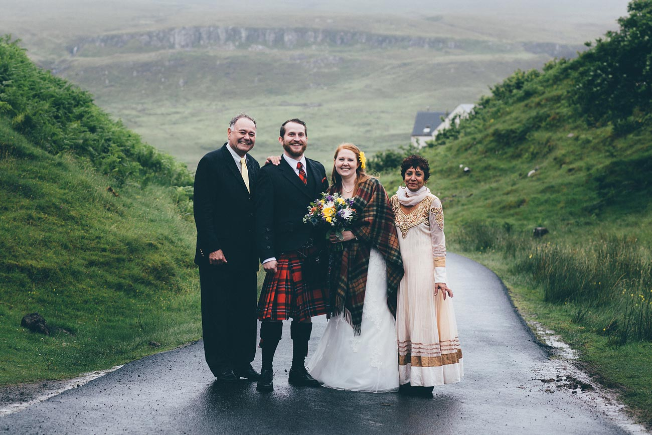 elopement wedding photography fairy glen isle of skye scotland 0022