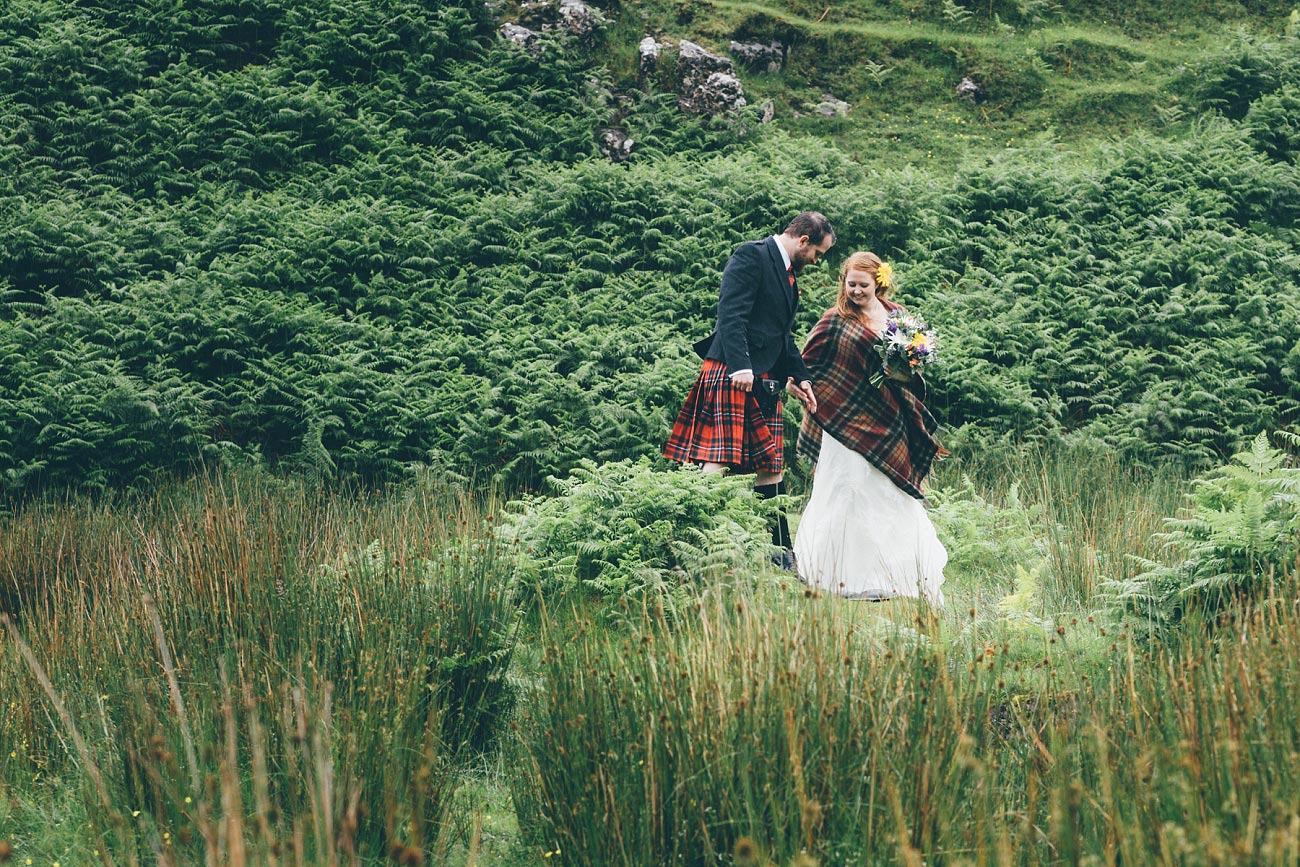 elopement wedding photography fairy glen isle of skye scotland 0027