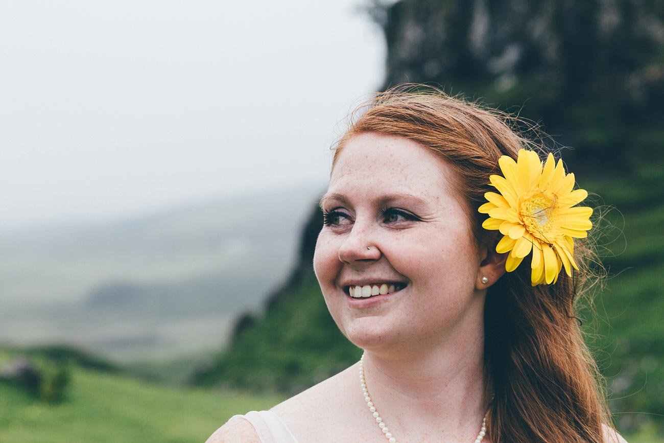 elopement wedding photography fairy glen isle of skye scotland 0028