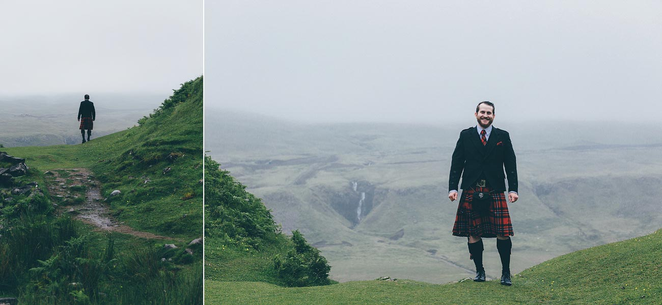 elopement wedding photography fairy glen isle of skye scotland 0029