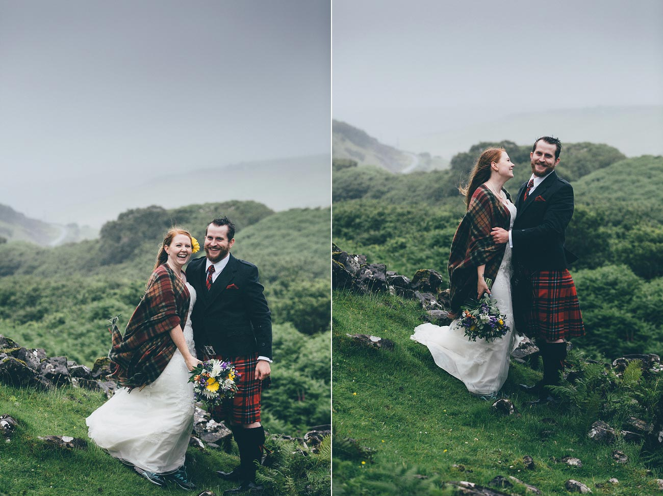 elopement wedding photography fairy glen isle of skye scotland 0034