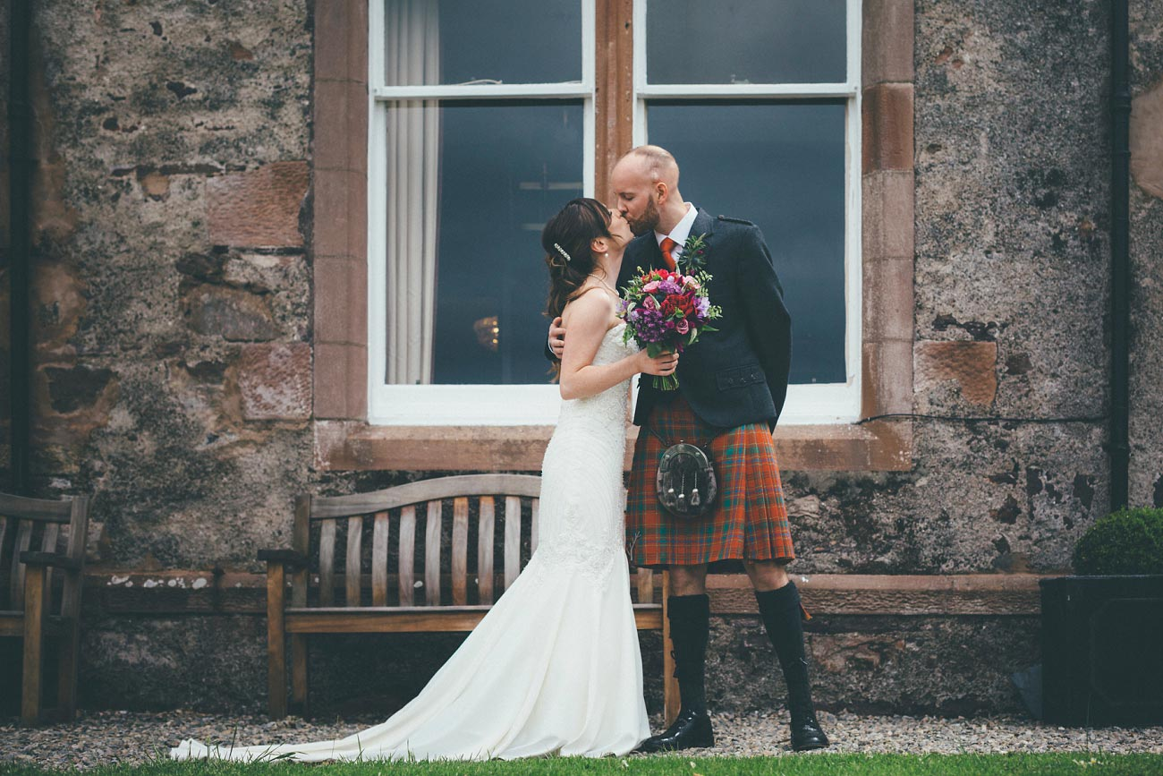 gairloch wedding photography elopement red point beach outdoor weddings scottish highlands 0016