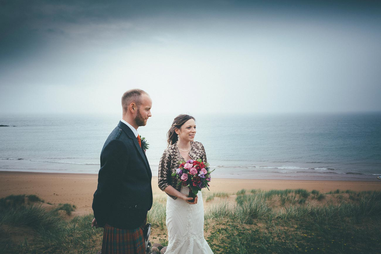 gairloch wedding photography elopement red point beach outdoor weddings scottish highlands 0020