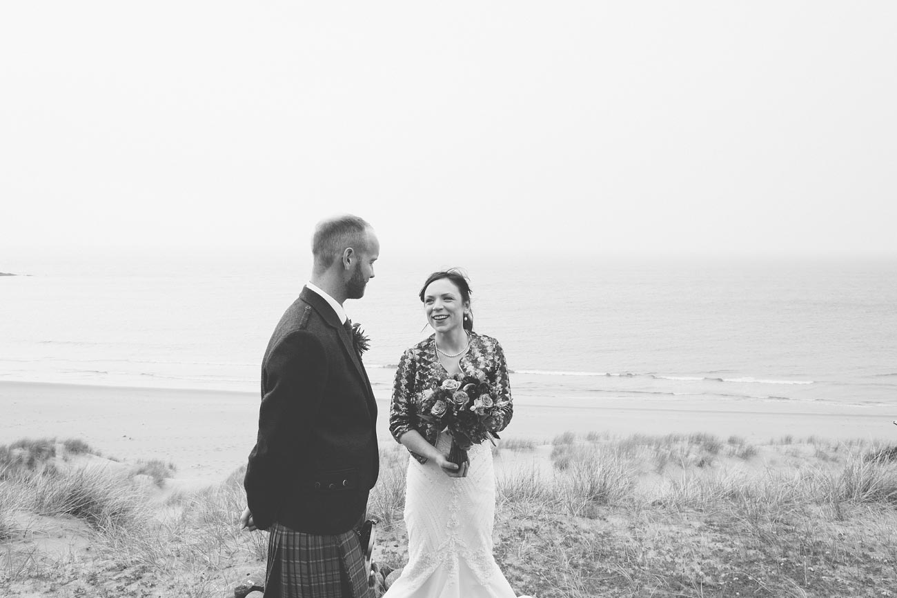 gairloch wedding photography elopement red point beach outdoor weddings scottish highlands 0021