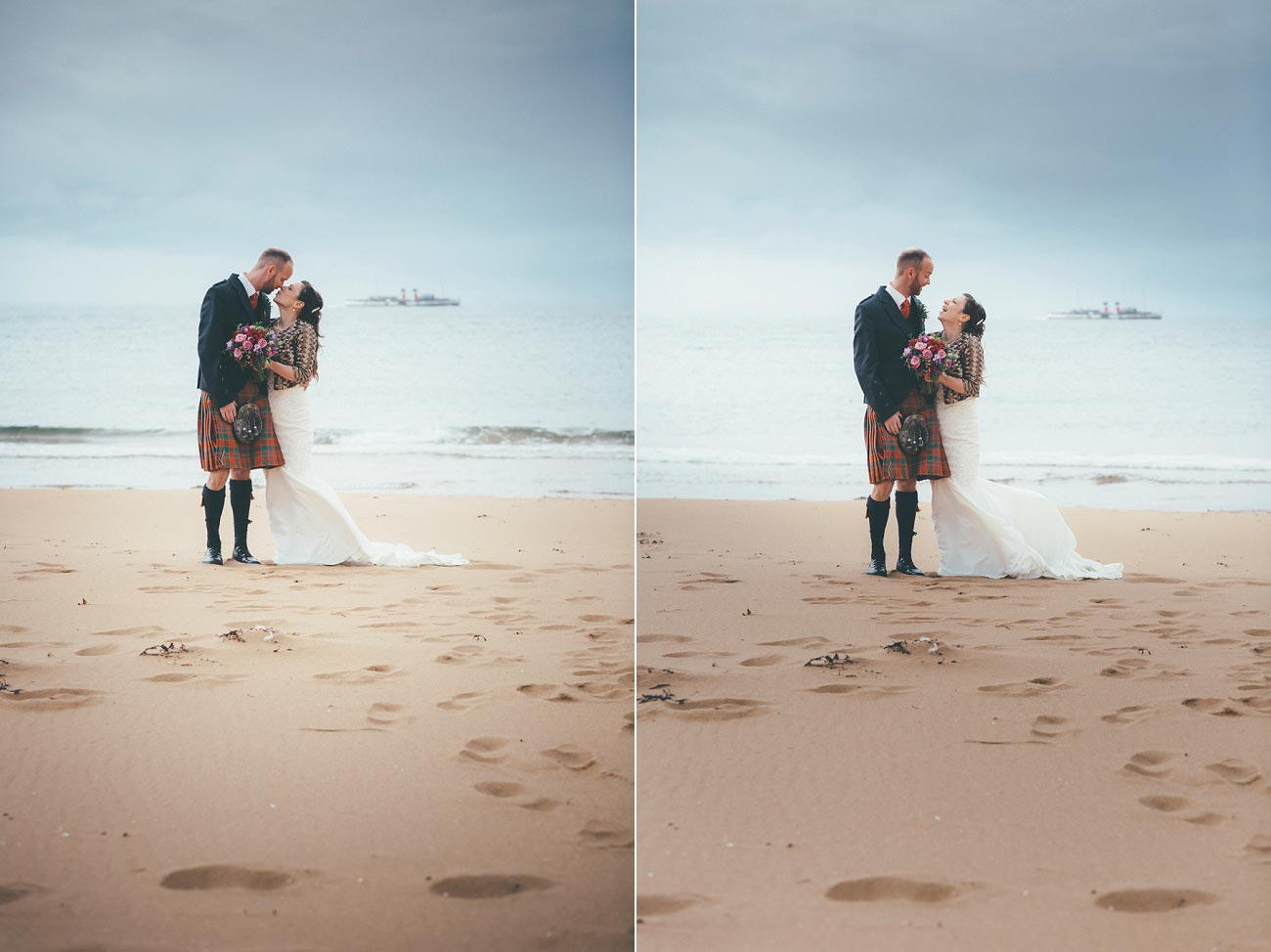 gairloch wedding photography elopement red point beach outdoor weddings scottish highlands 0035