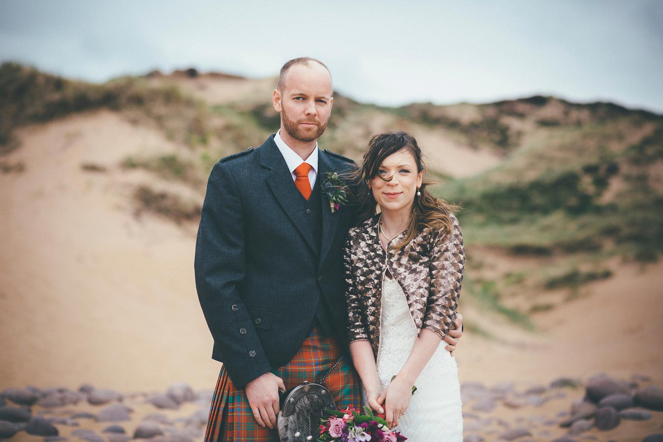 gairloch wedding photography elopement red point beach outdoor weddings scottish highlands 0041