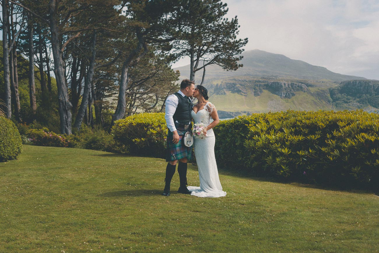 intimate elopement wedding photography isle of skye scotland 0001