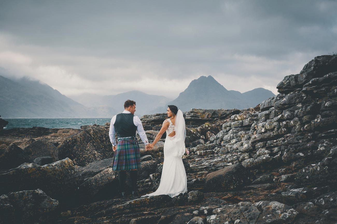 intimate elopement wedding photography isle of skye scotland 0024