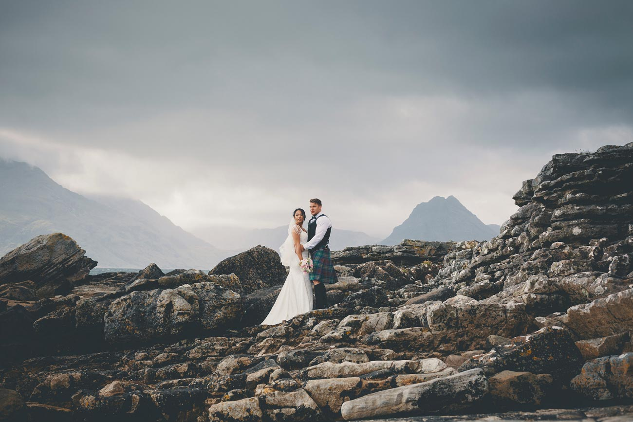 intimate elopement wedding photography isle of skye scotland 0028